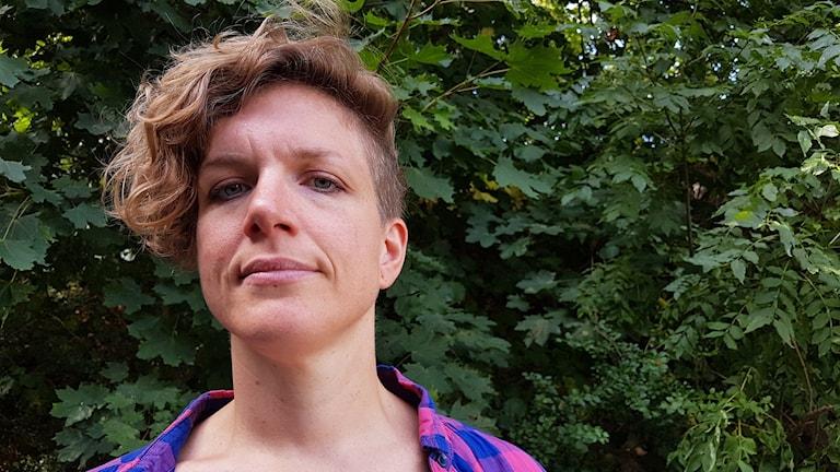 Åsa Steinsaphir, brukarinflytandesamordnare på Norra Stockholms psykiatri.