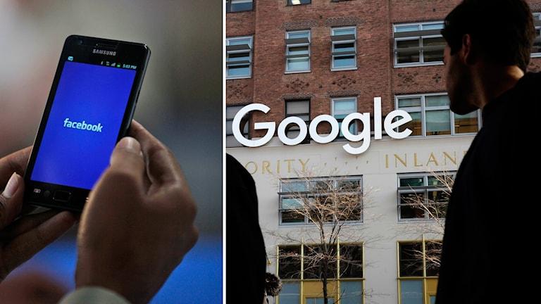 Facebook och Google utgör aldrig tidigare skådade hot mot de mänskliga rättigheterna, enligt människorättsorganisationen Amnesty Interna