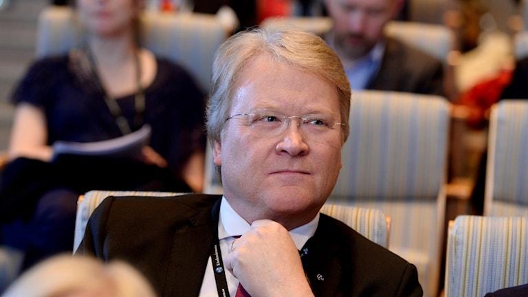 Den kristdemokratiske EU-parlamentarikern Lars Adaktusson.