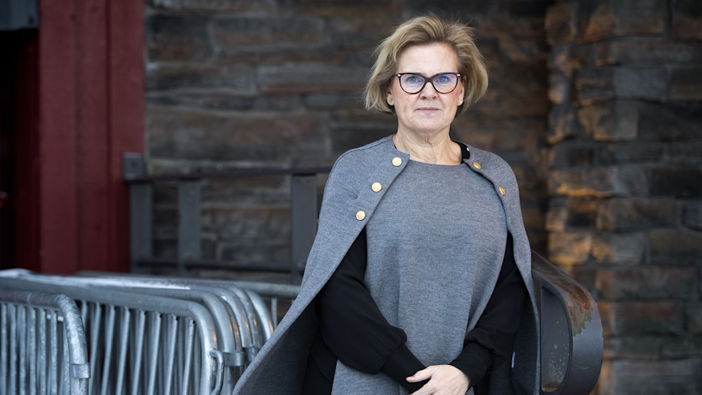 Riksåklagare Petra Lundh