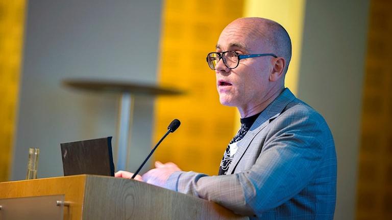 John Hassler, professor vid Institutet för internationell Ekonomi på Stockholms universitet.
