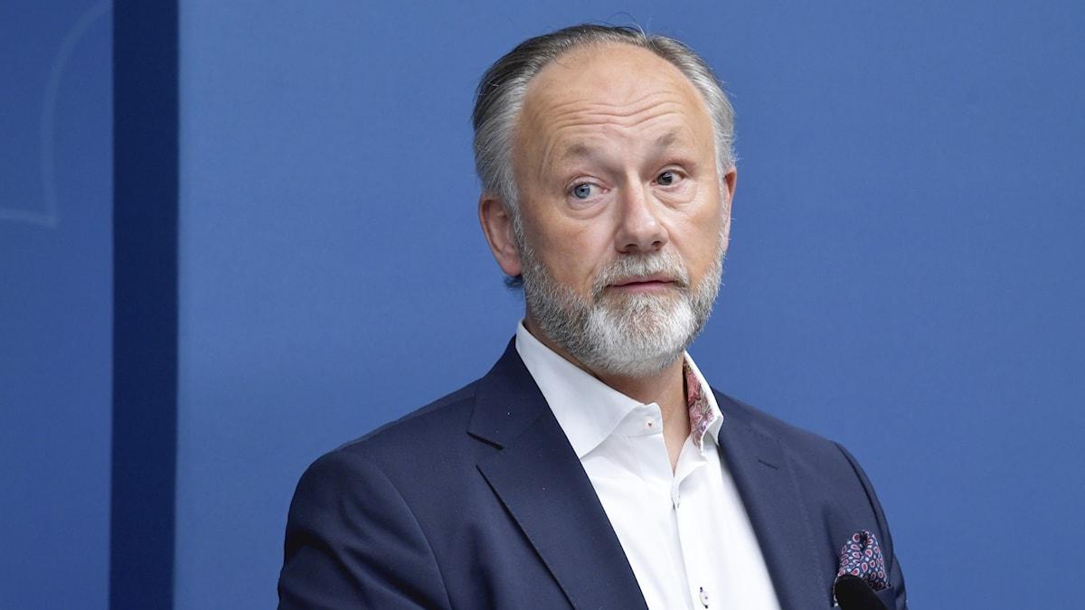 Jonas Siljhammar, vd för branschorganisationen Visita