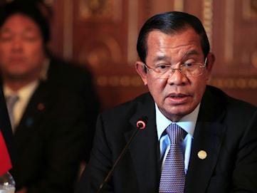 WHO: Kambodja på väg mot en nationell tragedi