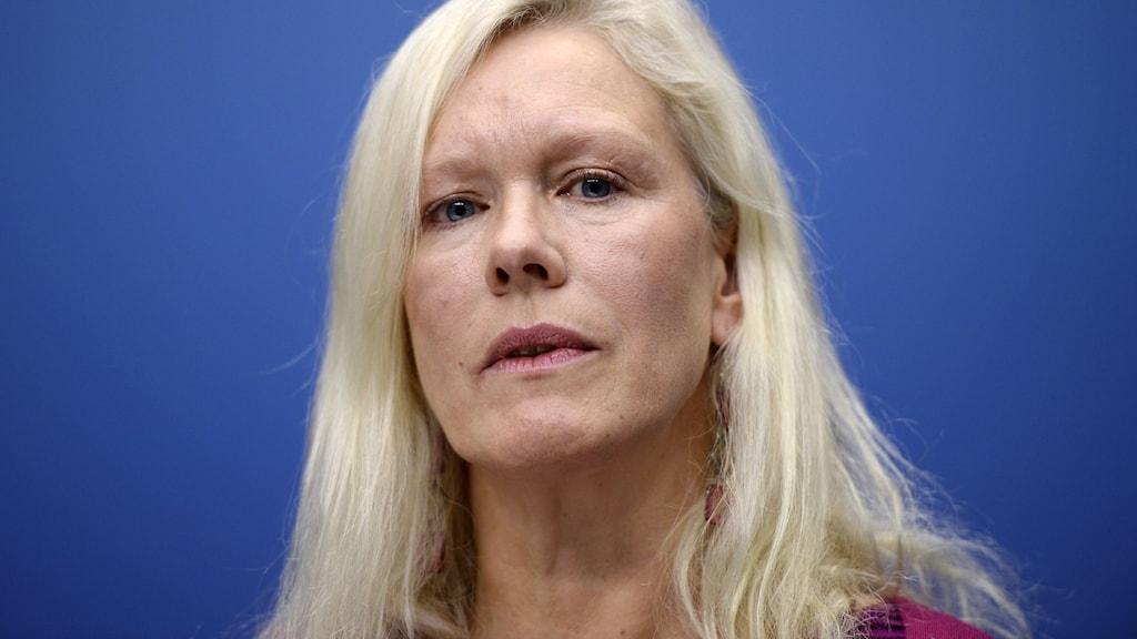 Anna Lindstedt, Sveriges tidigare Kinaambassadör.