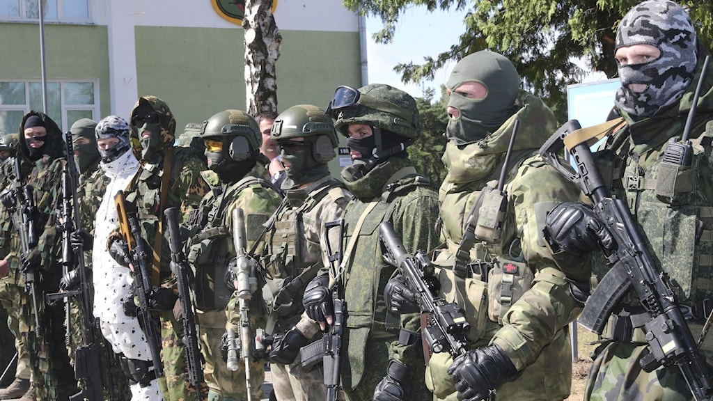 Belarus. Soldater.