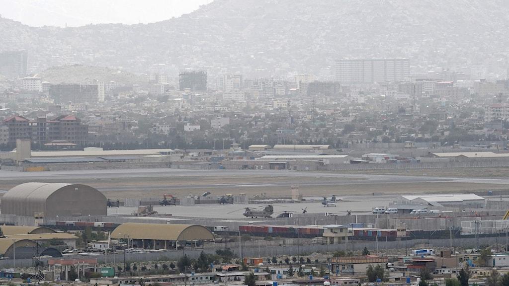 Talibanerna erövrar allt flera städer i Afghanistan.