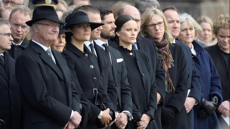 Ceremoni dådet Stockholm