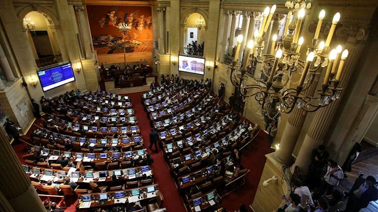 Colombias kongress