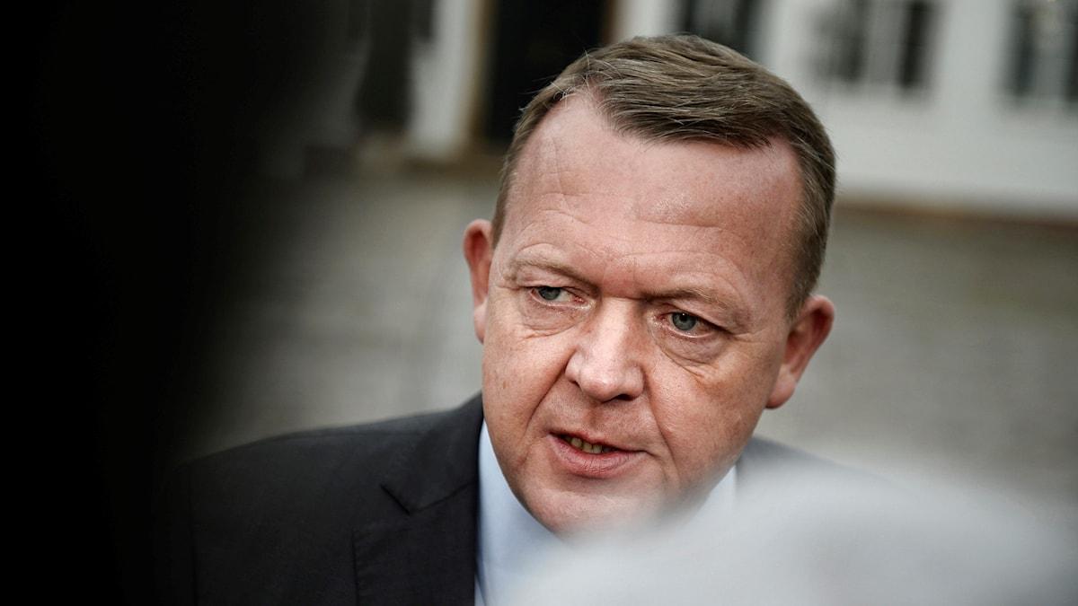 Danmarks statsminister Lars Løkke Rasmussen