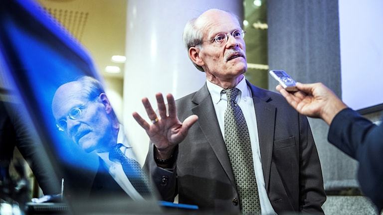 Stefan Ingves, chef för Sveriges Riksbank.