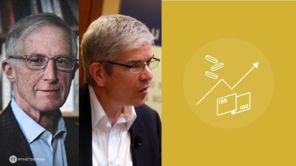 William D. Nordhaus och Paul M. Romer.