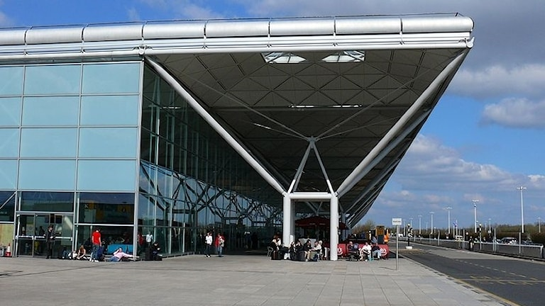 Stansted.