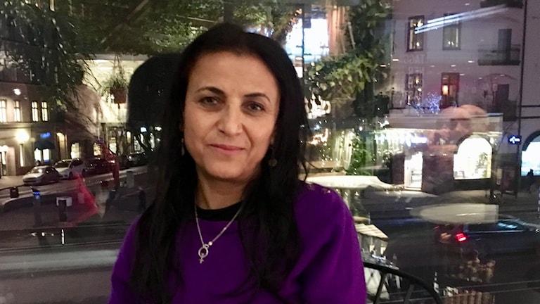 Bayan Nasih ser stora skillnader kring hur man talar om det kvinnliga könsorganet mellan Iran och Sverige.