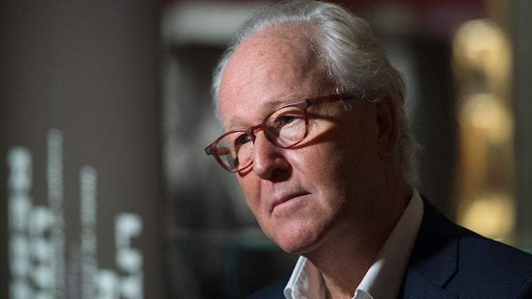 Lars Heikensten vd för Nobelstiftelsen