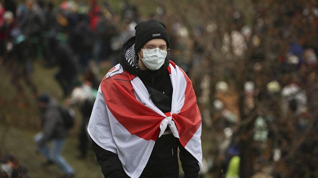 Demonstration Belarus