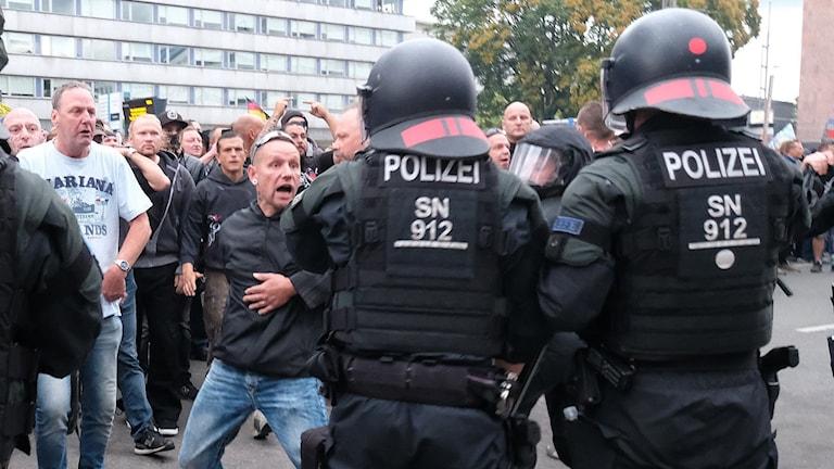 Chemnitz demonstrationer