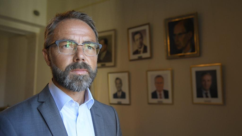 Hans Ihrman, vice chefsåklagare Riksenheten för säkerhetsmål
