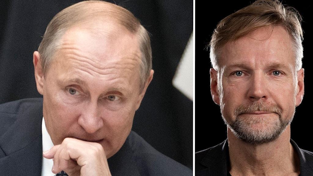 Det handlar egentligen mera om Putin än om Putilov, säger Ekots inrikespolitiske kommentator Tomas Ramberg.