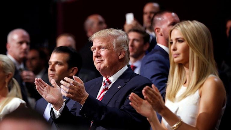 Trump stäms