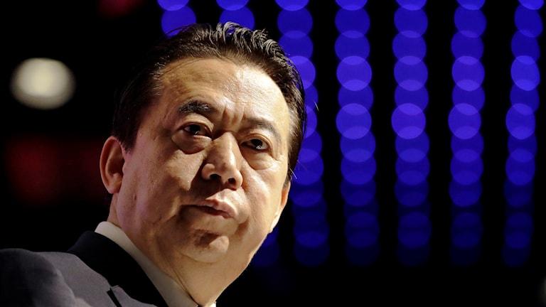 Interpolchefen Meng Hongwei
