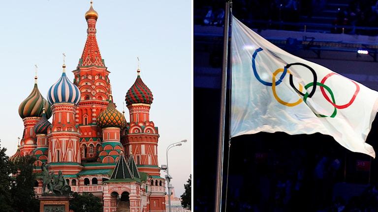 Ryssland stoppas från OS