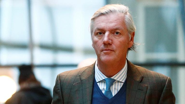 Victor Muller i hovrätten