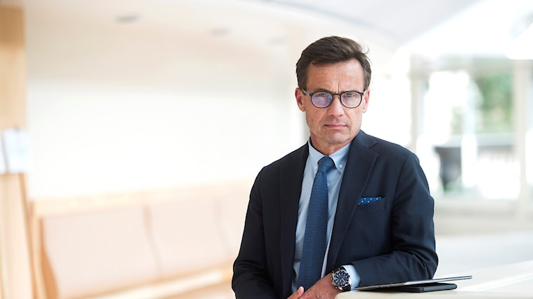Ulf Kristersson, Moderaterna