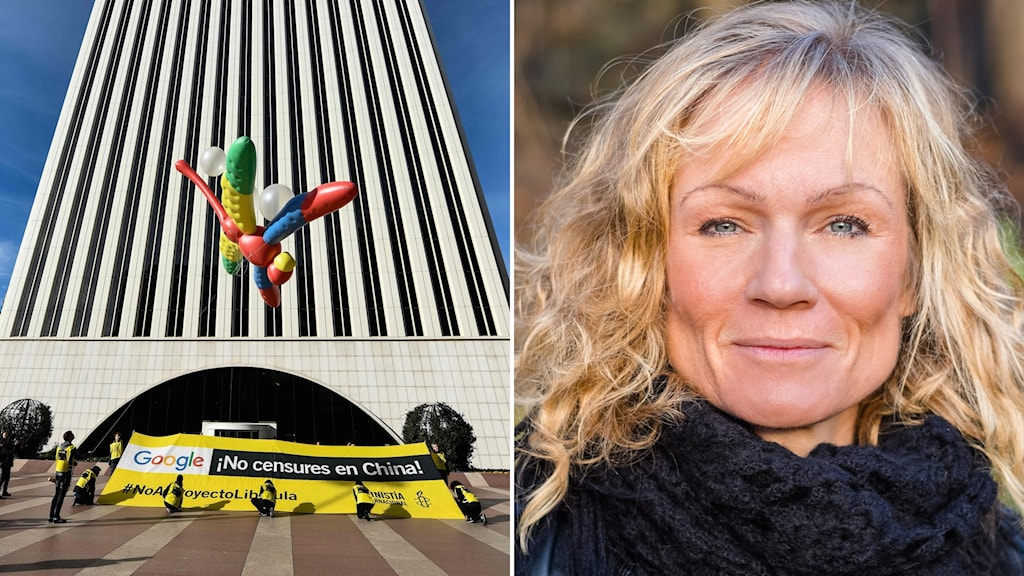 Google Ami Hedenborg Amnesty