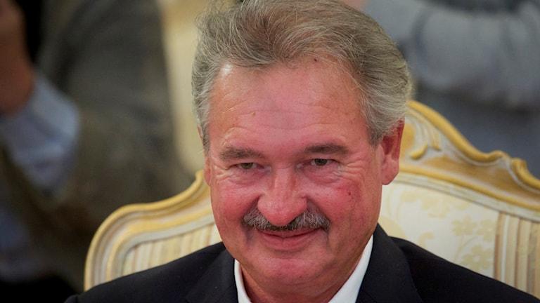 Luxemburgs utrikesminister Jean Asselborn.