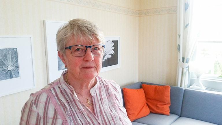 Anna-Marie Carlsson.