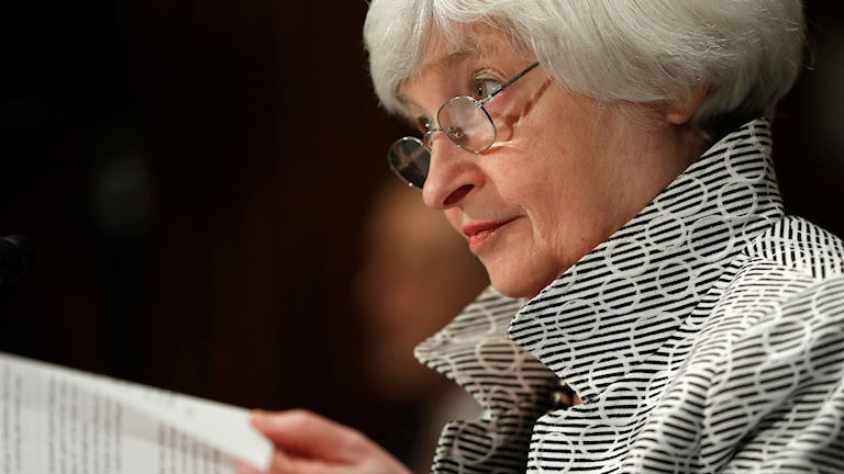Federal Reserves chef Janet Yellen.