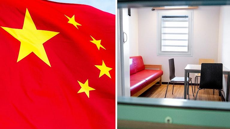 konflikt kina häktet huddinge