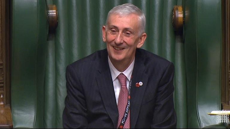 Den tidigare Labourledamoten Lindsay Hoyle efterträder den välkände John Bercow.