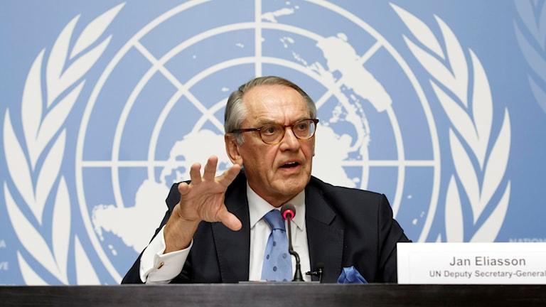 Jan Eliasson, FN