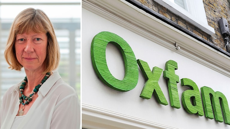 split Penny Lawrence Oxfam
