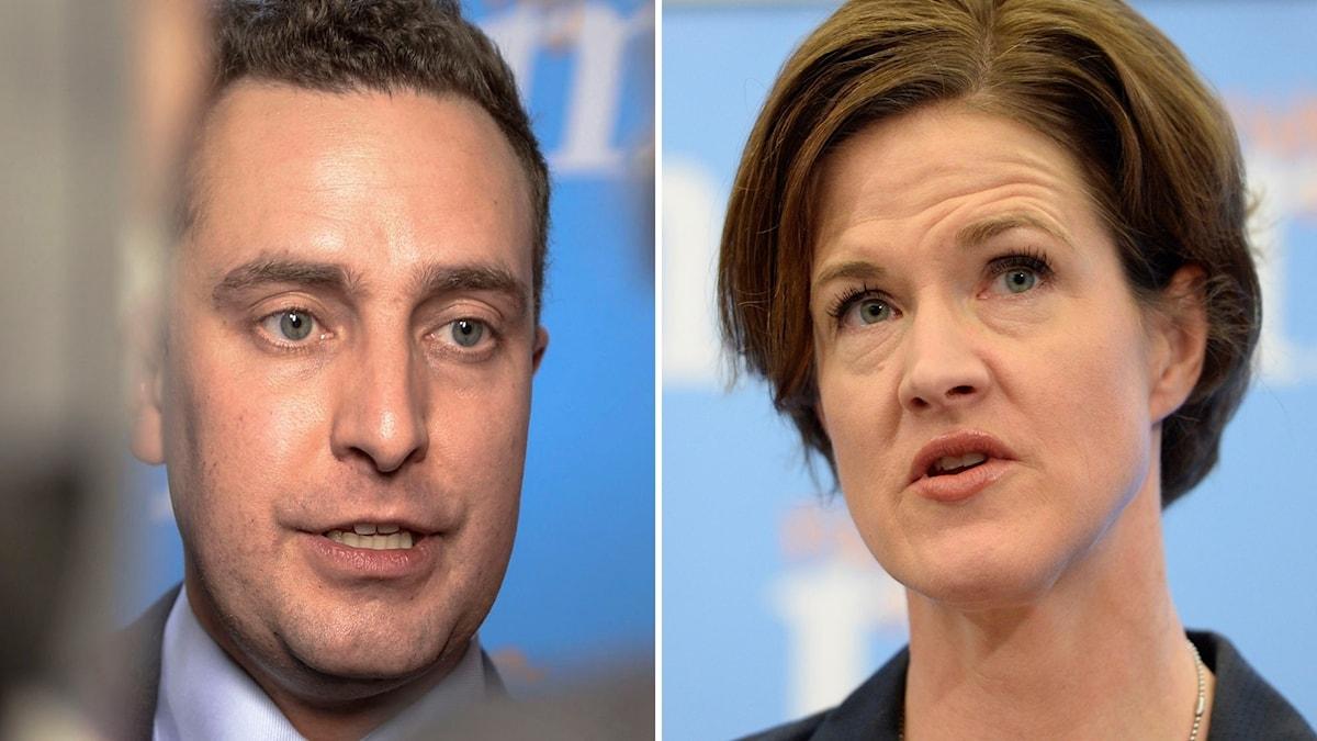 Tomas Tobé petas från rollen som partisekreterare när partiledaren Anna Kinberg Batra gör förändringar i partiledningen.