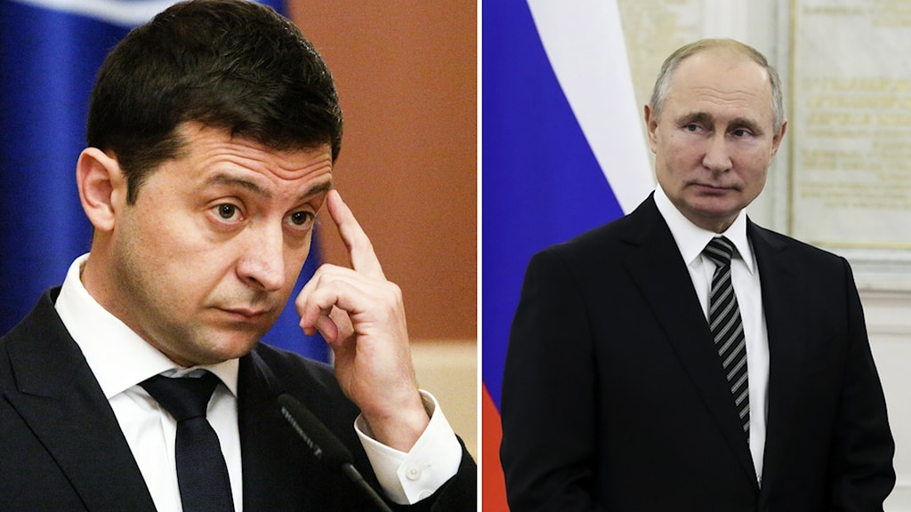Ukraina och Ryssland drar tillbaka trupper