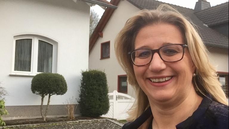 Socialdemokraternas ledare i delstaten Saarland, Anke Rehlinger.