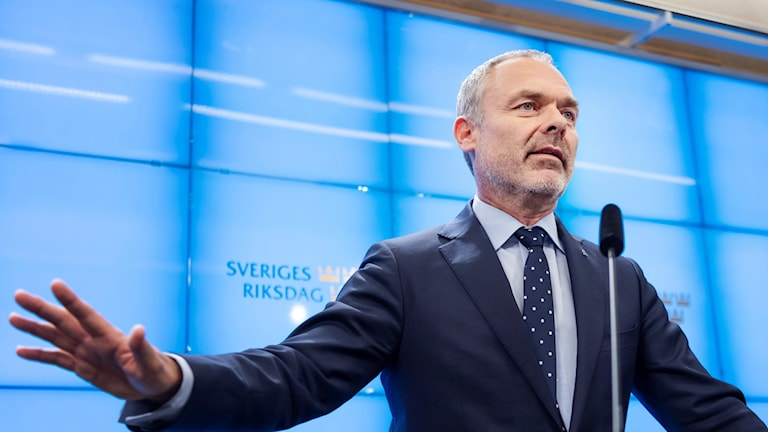 Jan Björklund, Liberalerna.
