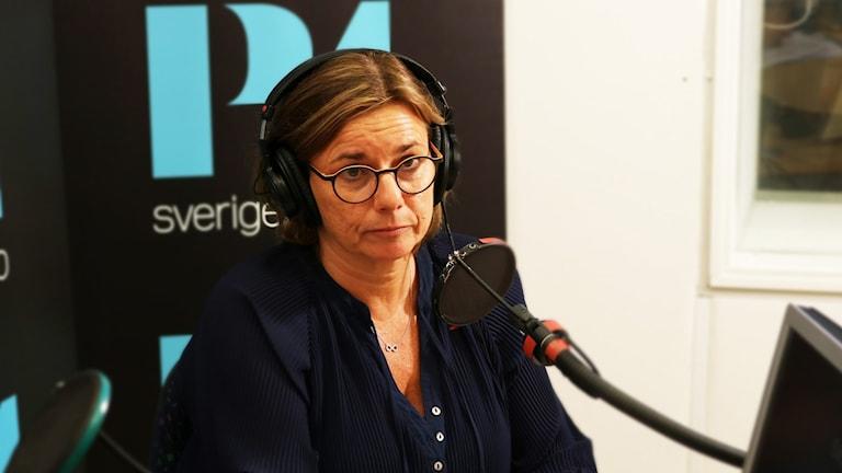 Isabella Lövin, partiledarutfrågning