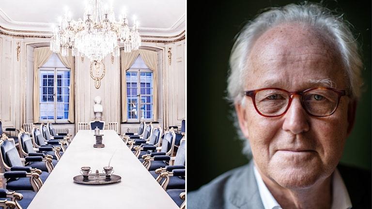 Lars Heikensten, madaxa ururka Nobel