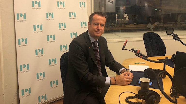 Energi- och digitaliseringsminister Anders Ygeman (S).