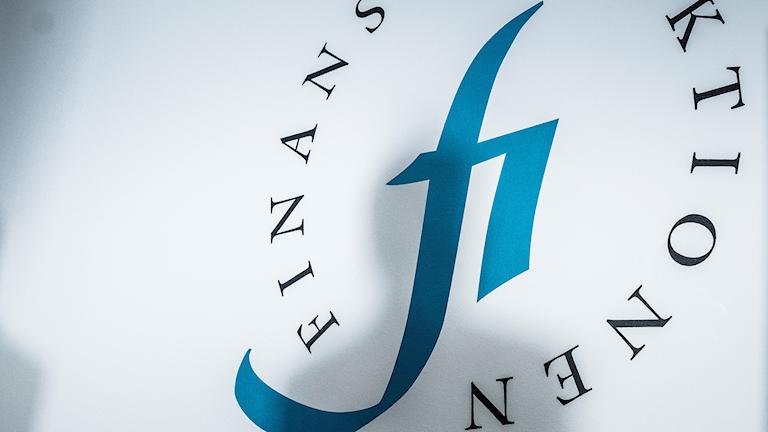 Finansinspektionens logga