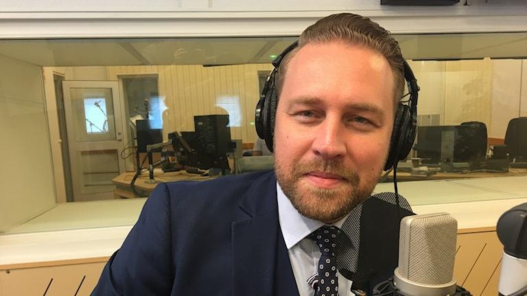 Mattias Karlsson (SD)