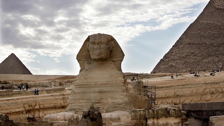 Egypten Pyramider