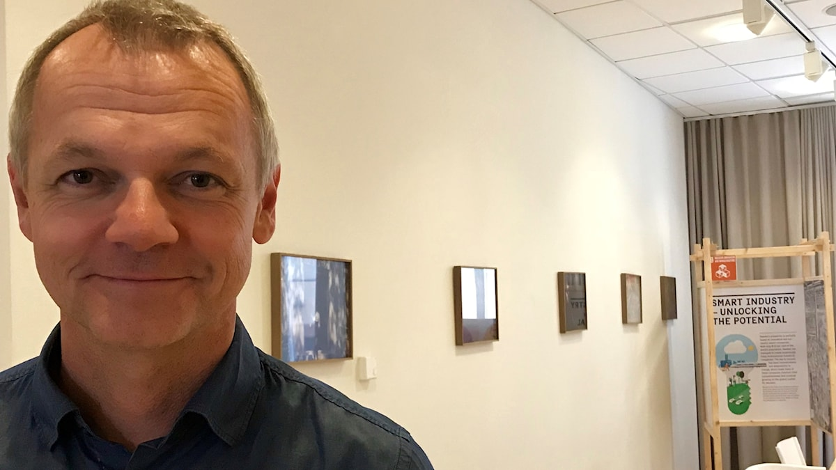 Henrik Selin Svenska Institutet