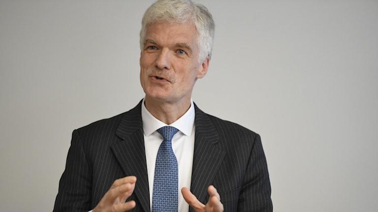 OECD:s utbildningsdirektör Andreas Schleicher