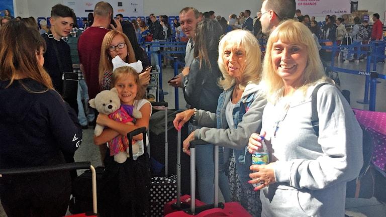Familjen Watts har till och med fått rådet att resa hem tidigare från Palma för undvika de mest hektiska resdagarna.
