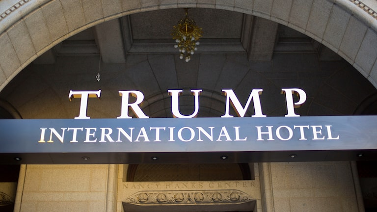 Trump hotell