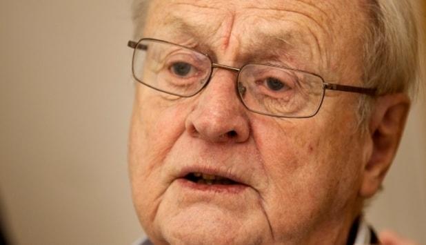 Arvid Carlsson, farmakolog och professor emeritus på Sahlgrenska akademin vid Göteborgs universitet